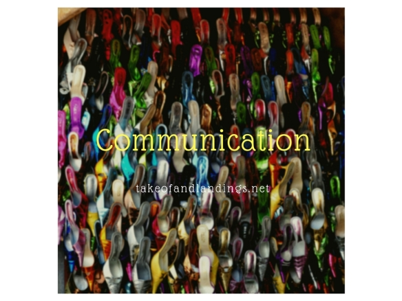 Shoe of Communication