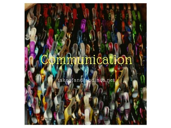 Shoe of Communication