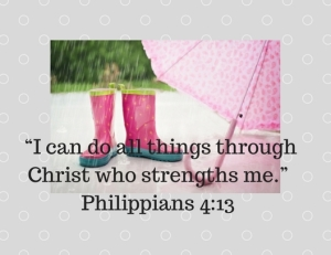 """I can do all things through Christ who strengths me.""Philippians 4_13"