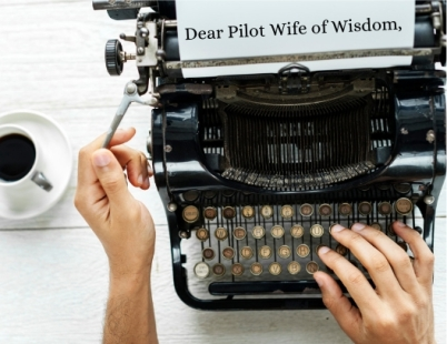 Dear Pilot Wife of Wisdom 2,